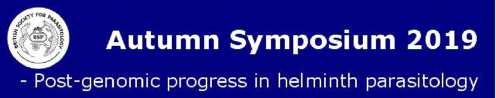 BSP Autumn Symposium 2019 - Post-genomic progress in helminth parasitology