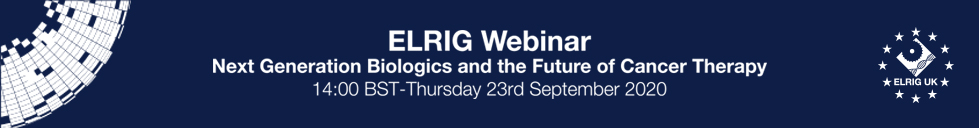 Webinar: Next generation biologics and the future of cancer therapy