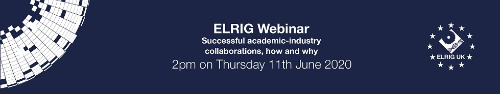Webinar - Successful academic-industry collaborations, how and why