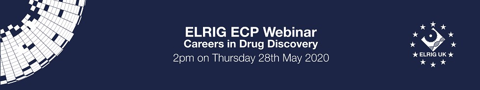 Webinar - Careers in Drug Discovery: Beyond Academia  - Early Career Professional Interactive Panel discussion